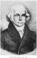 Samuel Hahnemann - Grondlegger Klassieke Homeopathie